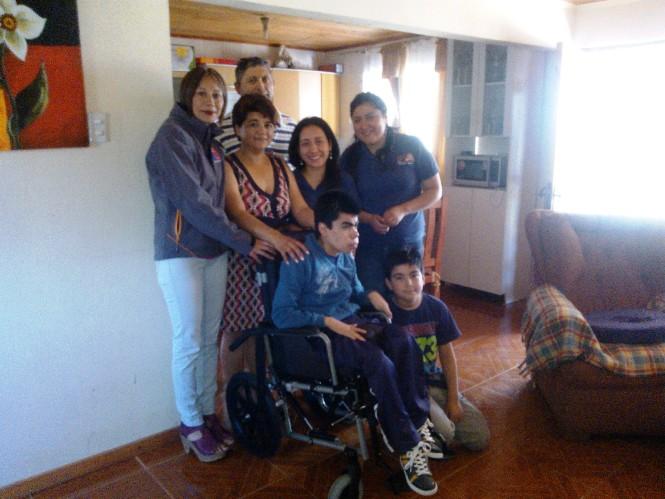 Servicio nacional de la discapacidad - La silla de fernando ...