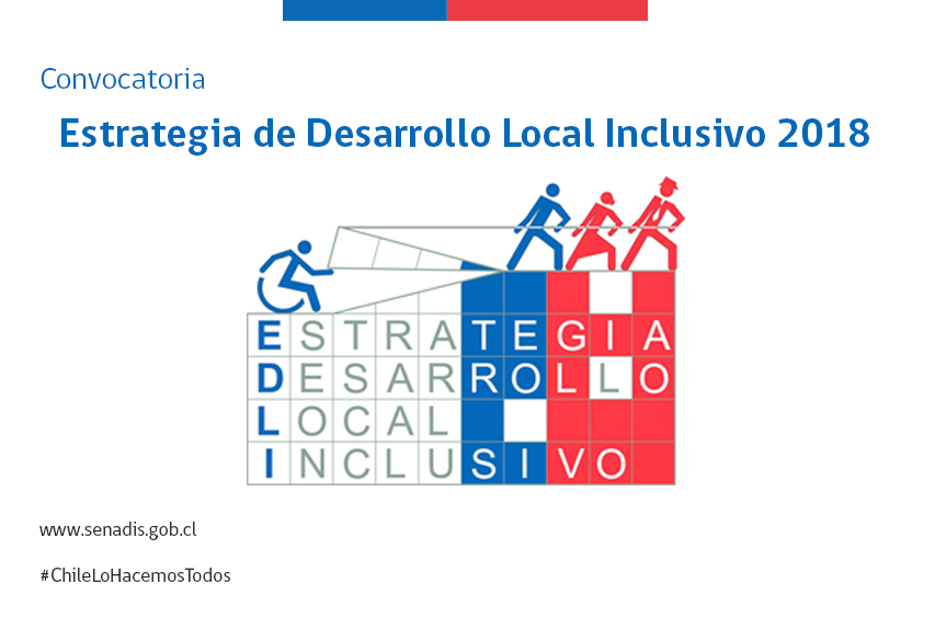 Convocatoria Estrategia de Desarrollo Local Inclusivo 2018